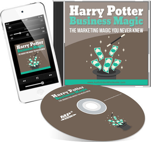 Harry Potter Business Magic ( Audio )