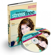 How to Live Stress Free (MP3)