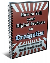 How to Sell Digital Products on Craigslist.org