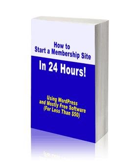 How to Create Membership Site in 24 Hours