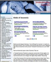 Insomnia Website - PLR