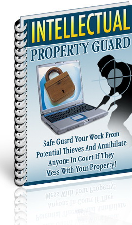 INTELLECTUAL PROPERTY GUARD eBook & Audios