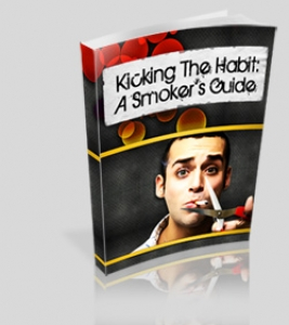 Kicking The Habit : A Smoker's Guide