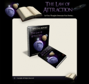 The Law of Attraction Minisite Package