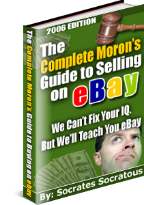 Moron's Guide to Selling on eBay
