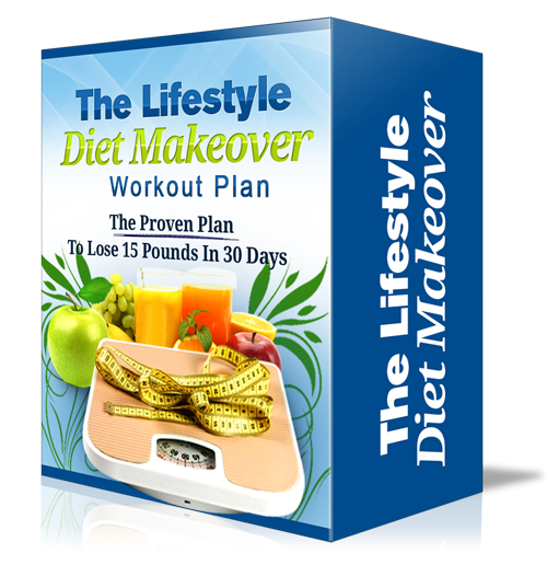 Life Style Diet Makeover ( ebook & video )