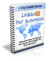 Linkedin For Business (5 Day Crash Course)
