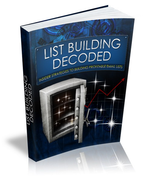 List Building Decoded