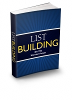 Warior Forum List Building PLR Package