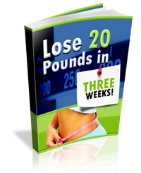 Lose 20 Pounds In 3 Weeks