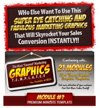 Marketing Graphics Templates