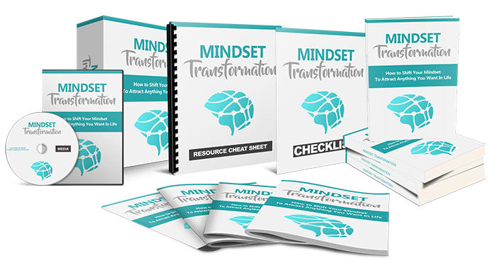 Mindset Transformation ( ebook + videos )