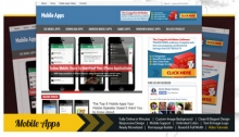 Mobile Apps Instant Niche Blog