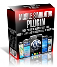 Mobile Simulator Plugin for Wordpress