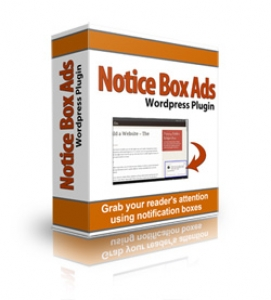 Notice Box Ads Plugin (for Wordpress)