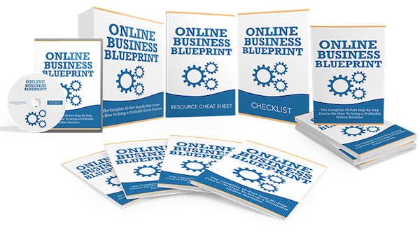 Online Business Blueprint ( Ebook & Videos )