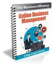Online Business Management Newsletter