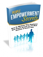 People Empower Secrets