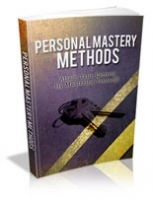 Personal Mastery Methods