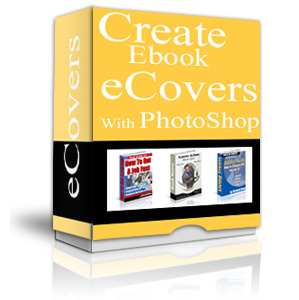 Create EBook ecover with Photoshop