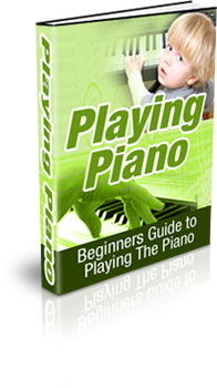 Beginners Guide to Playing Piano - Adsense Site