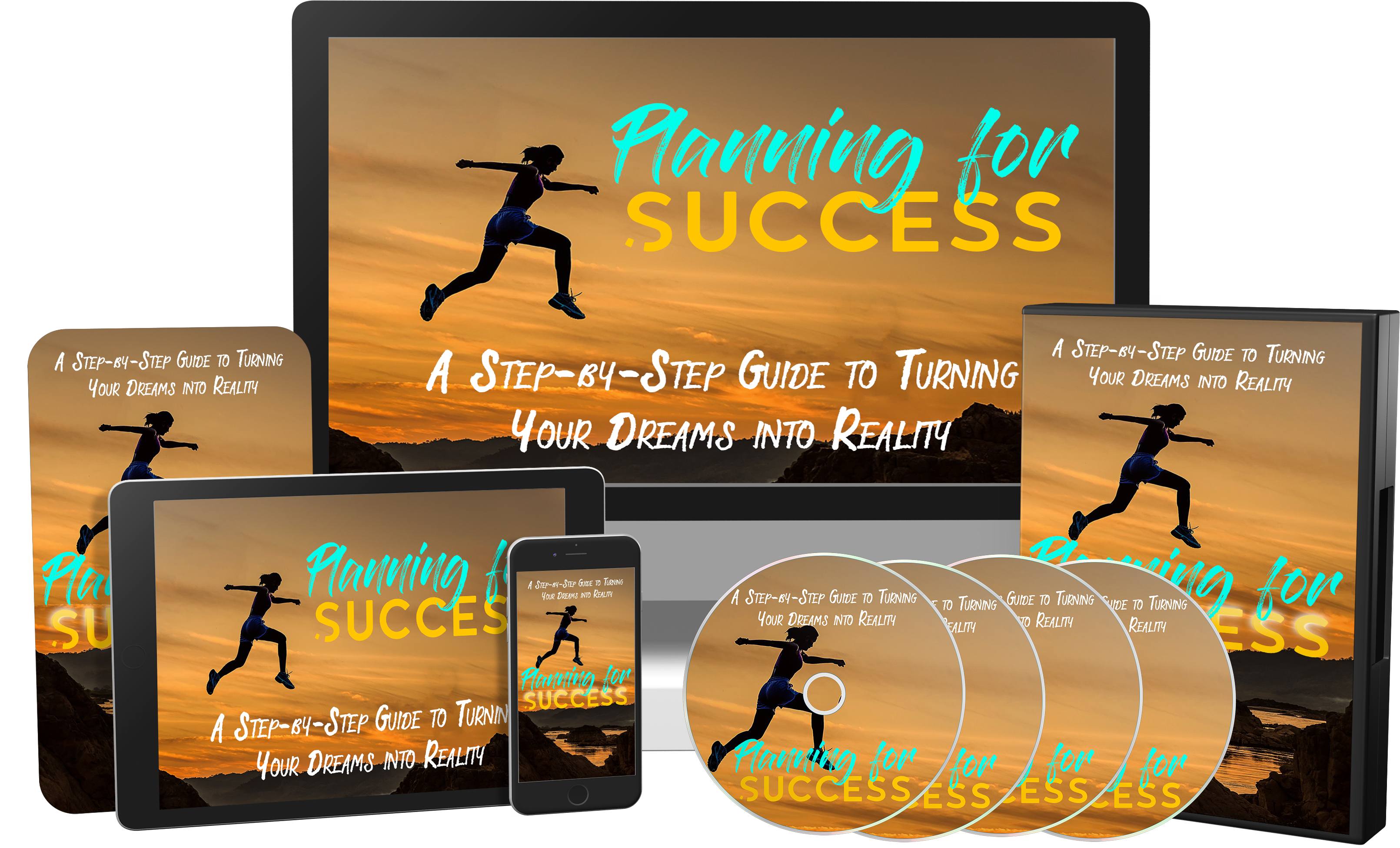 Planning for Success ( Video Tutorials + audios )