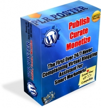 PLR Poster Software