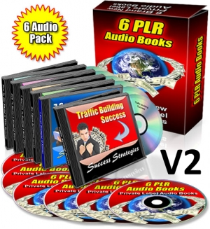 7 Audio Books Pack V.2 - Advertising Explode