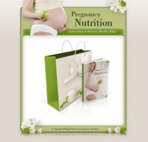 Pregnancy Nutrition Template & eBook