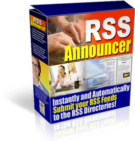 RSS Announcer