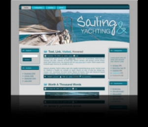 Sailling WordPress Theme