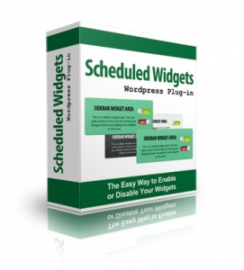 Scheduled Widgets (Wordpress)