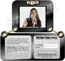 5 Video Squeeze Templates