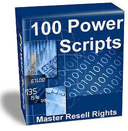100 Power PHP Scripts