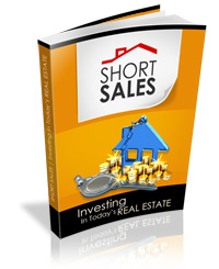 Short Sales Investing In Today's Real Estate Market