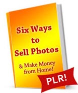 Six ways to Sell Photos & Make Money from Home