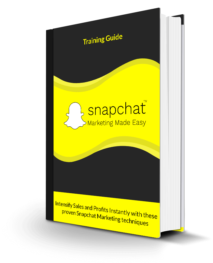 Snapchat Marketing Made Easy ( videos )