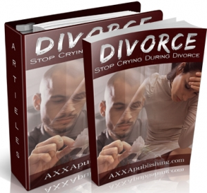 Stop Crying During Divorce (PLR Report)