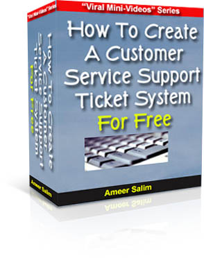 How to Create Support Ticket System for Free - Video Tutorial