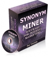 Synonyms Miner Software