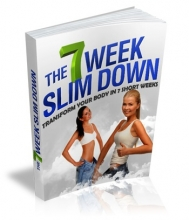 The 7 Week Slim Down (eBook & Videos)