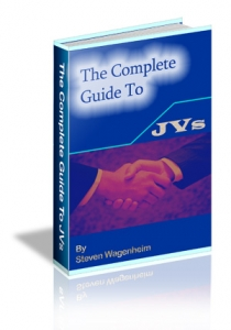 The Complete Guide to JVs + Sepcial JV Secrets Report