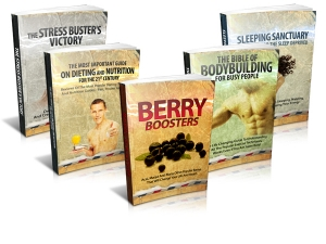 The Health And Wellness Series (5 eBooks)