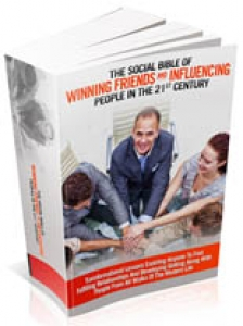 The Social Bible Of Winning Friends And Influencing People In Th