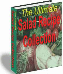 The Ultmate Salad Recipes Collection