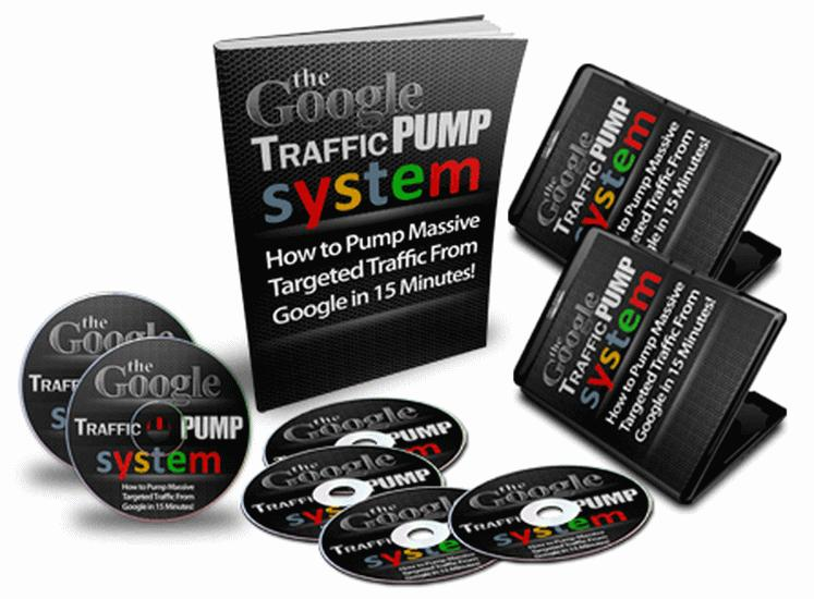 The Google Traffic Pump System Videos & eBook