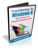 Transition To Windows 8