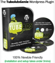 Tube Ads Genie Plugin for Wordpress