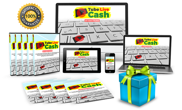 Tube Live Cash ( Videos + Audios )
