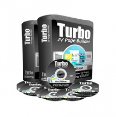 Turbo JV Page Builder PRO ( PHP Script )